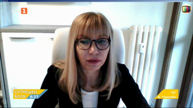 Таня Димитрова: Обстановката в Северна Италия се успокоява