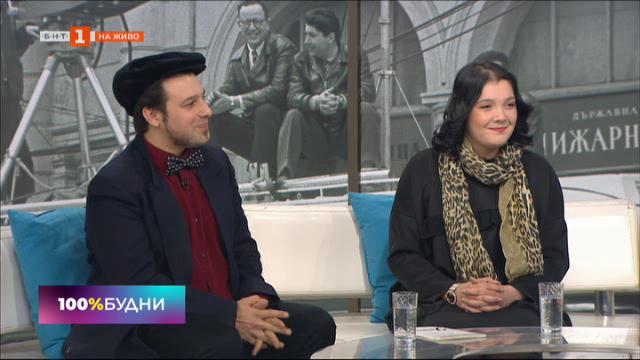 Виртуозът с акордеон Исус Ангелов представя дебютната си книга