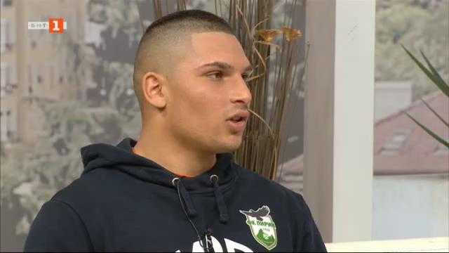 От ромската махала до професионалния футбол - Асен Трайков