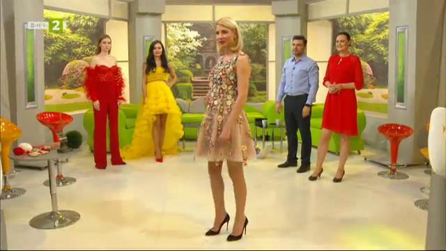 Мода, вдъхновена от изкуството на балета