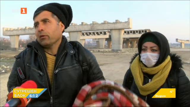 Бежанският натиск на границата между Турция и Гърция