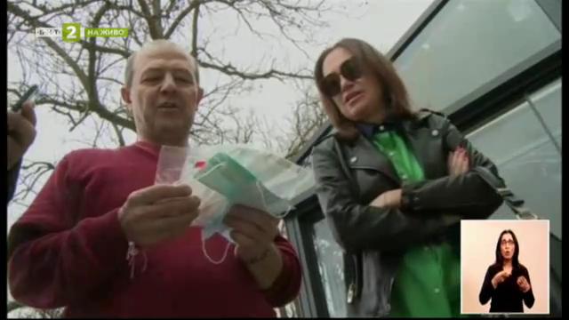 В Русе търсят решение за набавяне на медицински маски