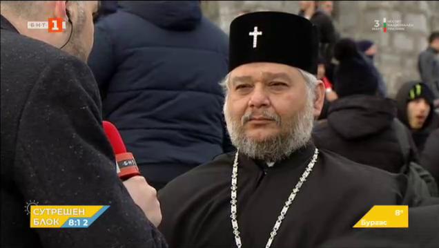 Благодарствен молебен по повод 142 години от Освобождението на България