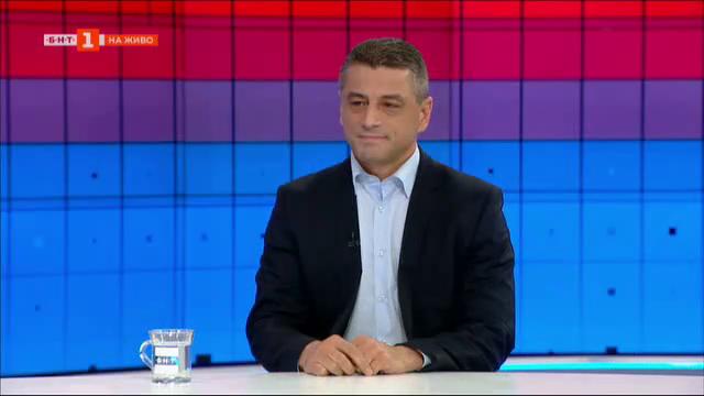В надпреварата за лидер на БСП - депутатът Красимир Янков