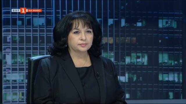 Как беше постигната новата цена на газа - Теменужка Петкова