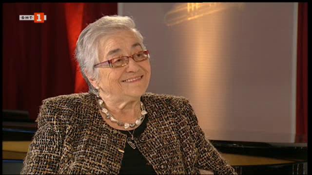 Милена Моллова - българската гранддама на пианото