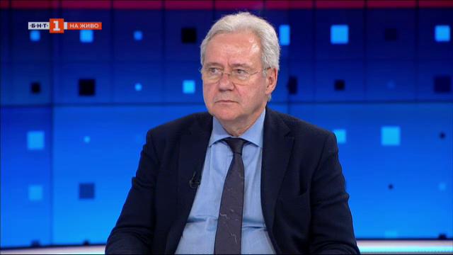 Бизнесът и кризата - Евгени Иванов, изпълнителен директор на КРИБ