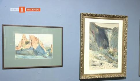 Изложба на Константин Щъркелов за 130-годишнината от рождението му