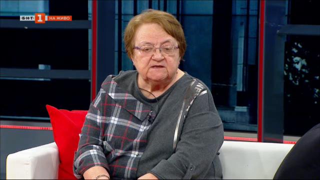 Проф. Радка Аргирова: Очаквам с топлото време да започне заглъхването на вируса