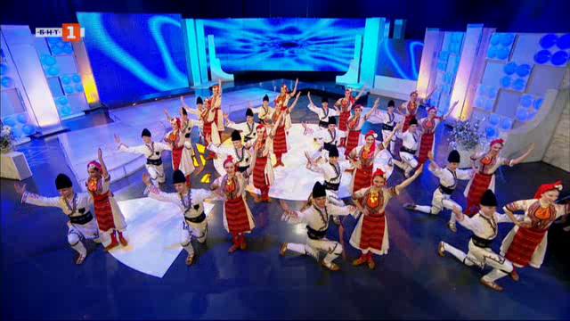 "Лауреатите на Националния музикален и танцов конкурс ""Пиленце пее"""
