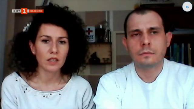 Лекари на първа линия - как се кара меден месец в Пирогов