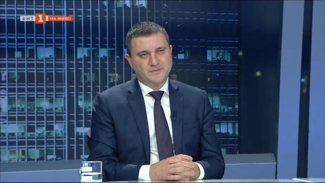 Владислав Горанов: Опитваме се да помогнем на всички, които страдат от кризата