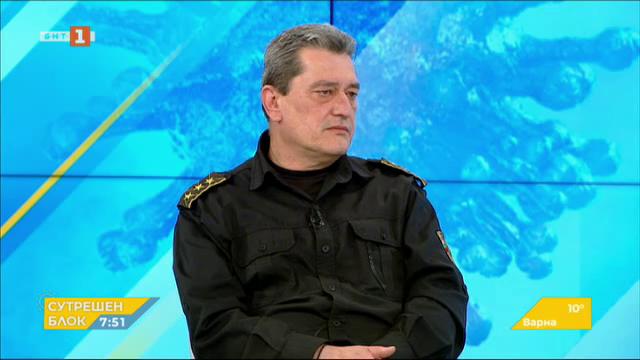 Комисар Николов: Нова платформа ще оптимизира дейността на доброволците