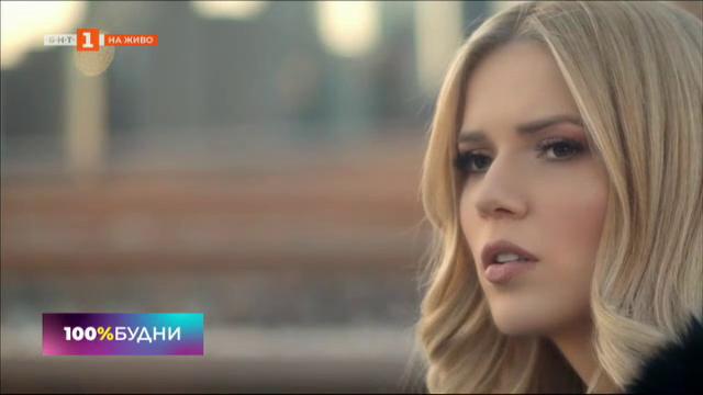 Нели Петкова за първи път реализира песен в R&B жанр