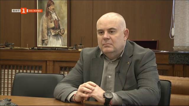 Ексклузивно интервю с главния прокурор Иван Гешев