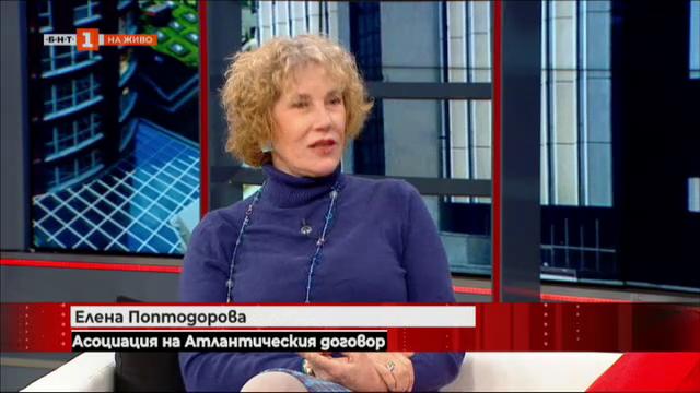 Елена Поптодорова: В тази голяма криза няма световен лидер