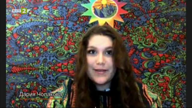 Картини от бъдещата изложба на младата художничка Дария Чолакова в Карлово
