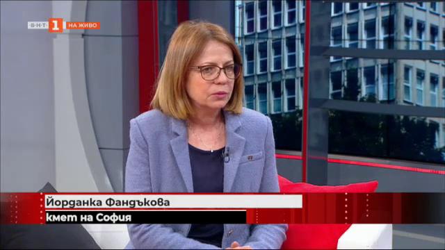 Фандъкова: Една от най-важните задачи е почистването и дезинфекцията в София