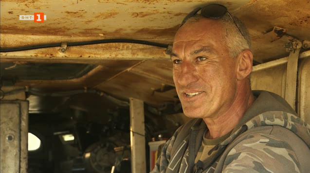 Историята на Венелин от Пловдив, който мечтае за бронетранспортьор