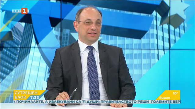 Н. Василев: Икономиката за много дълго време може да пострада от пандемията
