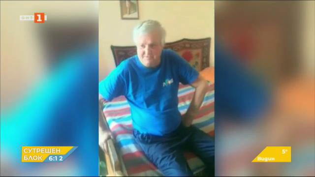 Излекуваният от COVID-19 пациент от Плевенската болница е вече в дома си