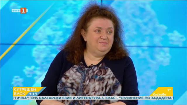 Проф. Радостина Александрова: 5 варианта за ваксина се изпитват на първи етап