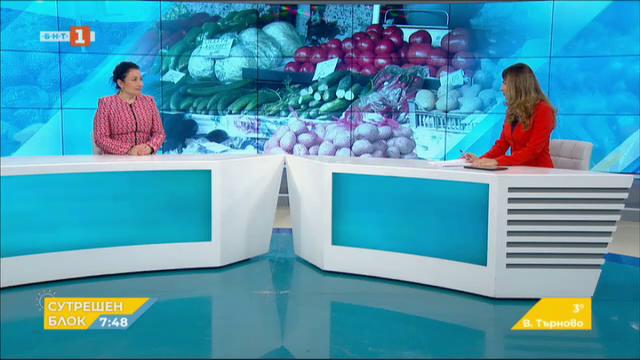 Българските производители и кризата - министър Десислава Танева