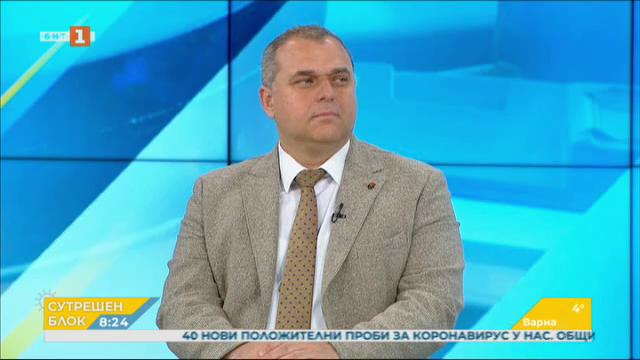 Искрен Веселинов: Поведението на търговските вериги е леко арогантно