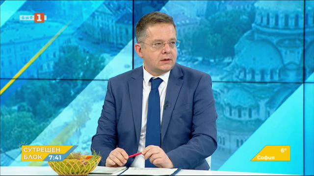 Зам.-кметът по финанси Дончо Барбалов за подкрепата към бизнеса
