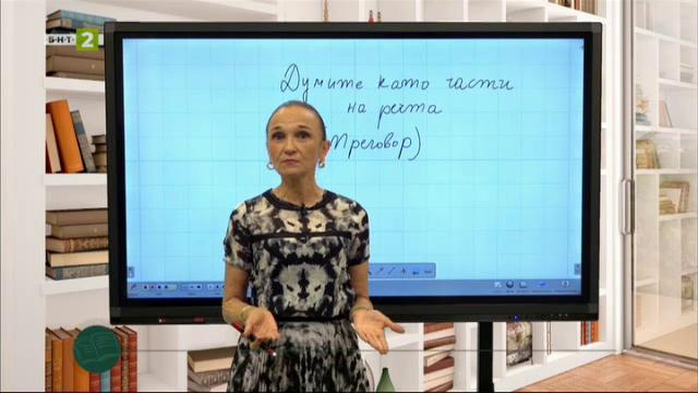 Български език 7.клас: Думите като части на речта – преговор