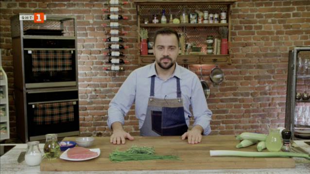 Тартар от риба тон и рецепта за солен тарт със спанак и сметана