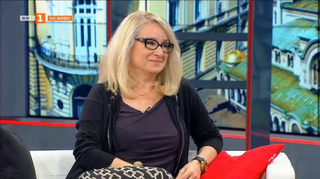 Между редовете на кризата - Милена Фучеджиева
