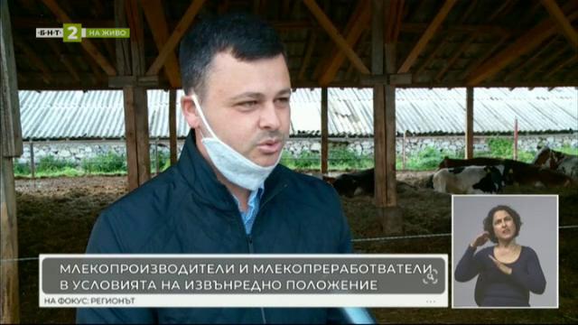 Проблеми на млекопроизводителите и преработвателите в условията на криза