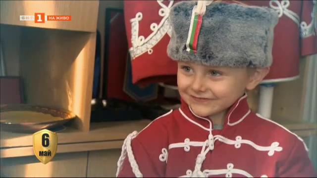 Най-малкият герой на Българската армия