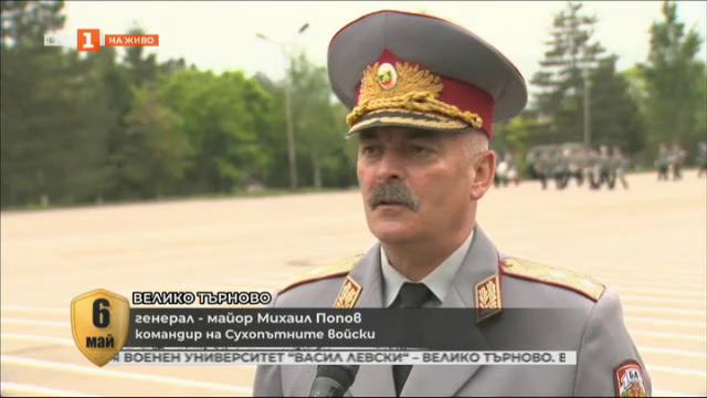 Ген.-майор Михаил Попов: Пандемията не е повлияла на основните ни задачи