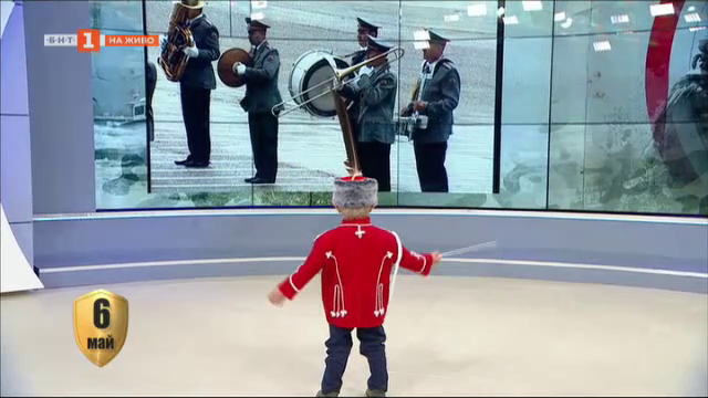 Малкият диригент Пресиян