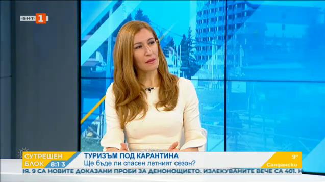 Николина Ангелкова: Летният сезон ще стартира с много неизвестни