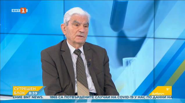 Акад. Петрунов: Заразените с COVID-19 са значително повече