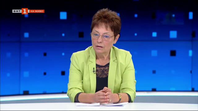 Анастасова: Искахме да чуем отчет за взетите дотук мерки