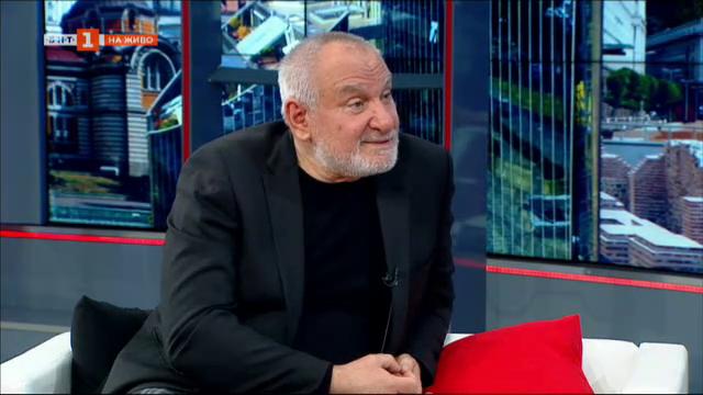 Доайенът на Музикалния театър Христо Сарафов на 65