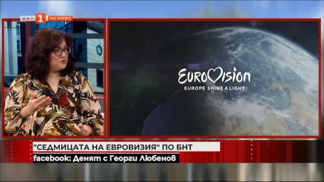 Седмицата на Евровизия по БНТ. Гласувайте за любимата си песен