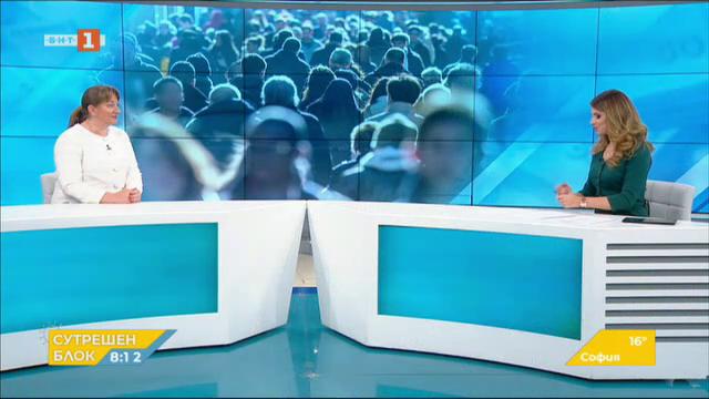 Социалната подкрепа по време на криза - коментар на министър Сачева