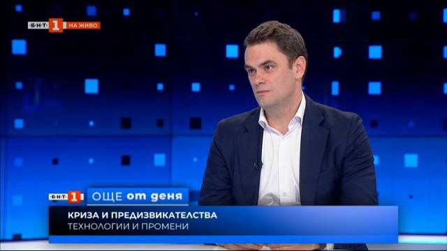 Илия Кръстев, IT предприемач: Кризата с COVID19 беше стрес тест за индустрията