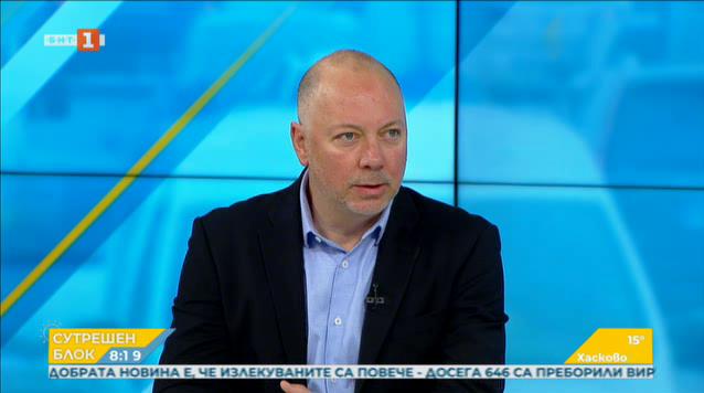 Росен Желязков: Всички мерки, които се взимат, трябва да имат по-дълъг хоризонт
