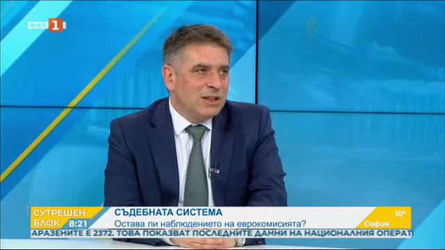 Министър Данаил Кирилов: Не сме обект на мониторинг