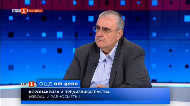 Огнян Минчев: Излизаме от карантината взривно, хаотично, да се надяваме успешно