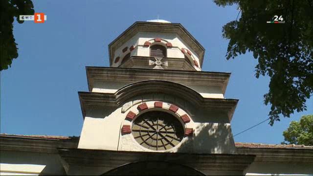 Църквата Св. Георги в Русе