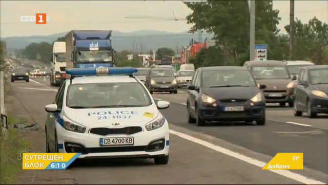 Засилен трафик към София
