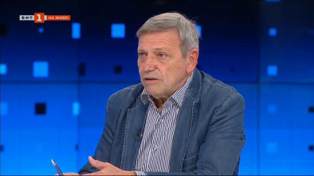 Кр. Станчев: Проблемът не е в ДДС, а в държавното регулиране на пазара на труда