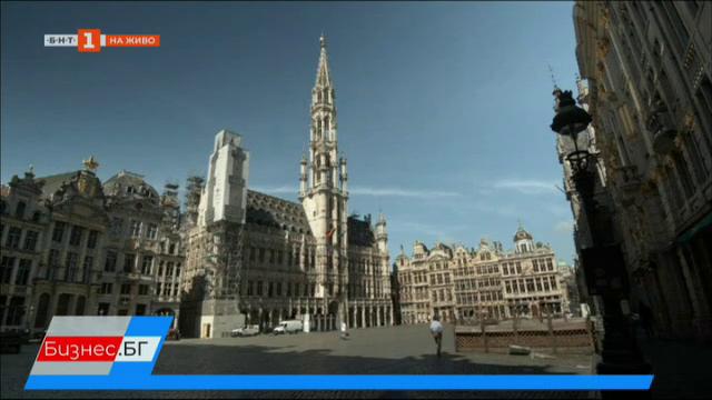 Безработицата в Белгия и Великобритания